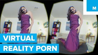 VR Porn is Here and It's Scary Realistic | Mashable
