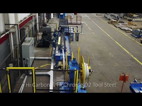 Samco Machinery High Speed Accessory Rollforming Line