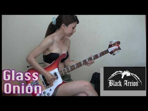 Glass Onion by the Beatles Bass Cover【Black Areion】