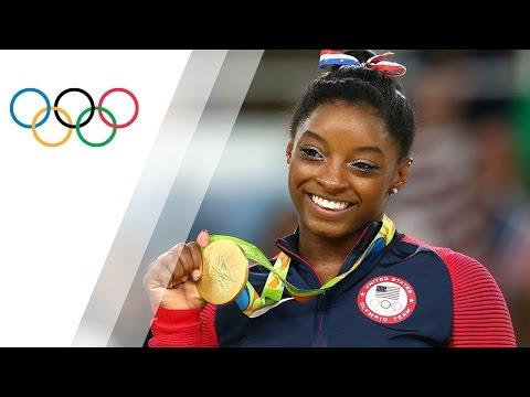 IOC tribute to Simone Biles  Gymnastics Coachingcom