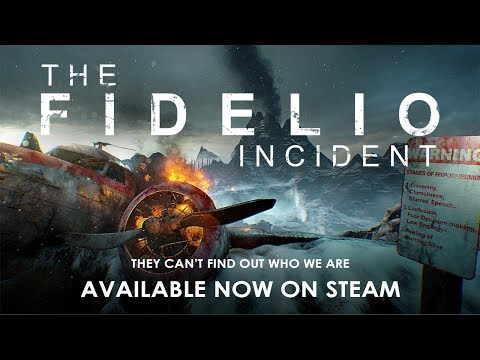 The Fidelio Incident - Official Launch Trailer thumbnail