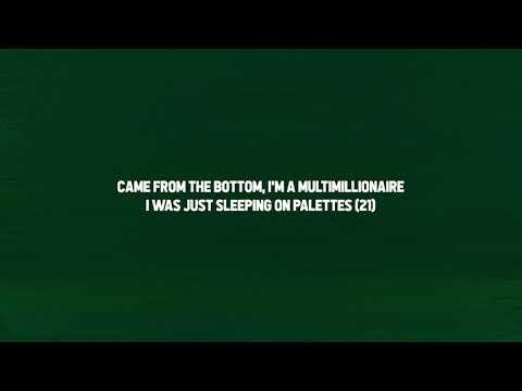 DJ Khaled - Wish Wish (Lyric Video) ft. Cardi B, 21 Savage