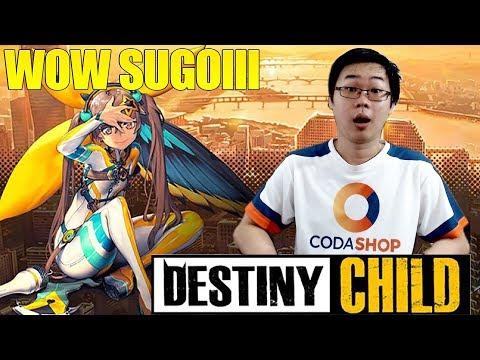 SUGOI!!! SEKARANG BISA TOP UP DESTINY CHILD DI CODASHOP LOH!!!