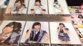 HKT48下野由貴ちゃん生写真希望