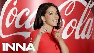 """""""Teaser INNA - Locura"""" - Album exclusiv pe dozele Coca-Cola Zero Zahar"""