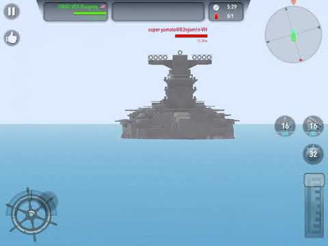 Being an asshole in warship craft