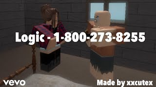 logic 1-800 roblox music video - TH-Clip