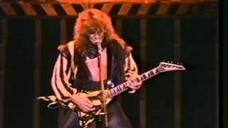"Stryper ""(Waiting For) A Love Thats Real"" Video"