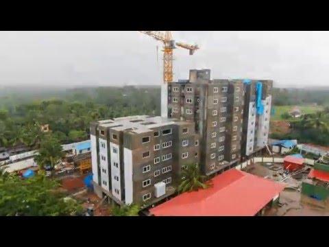 Yenepoya University _ Staff Accomodation