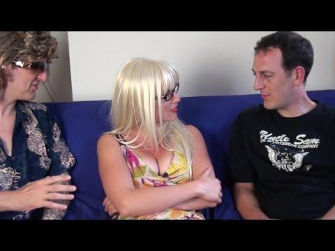 Schöne sinnliche Sex-Massage