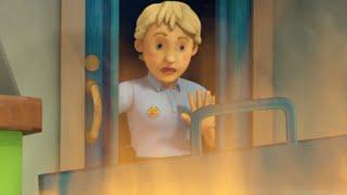 Sam el Bombero Español 🌟Problemas en el autobús - capitulos completos 🔥 Dibujos animados