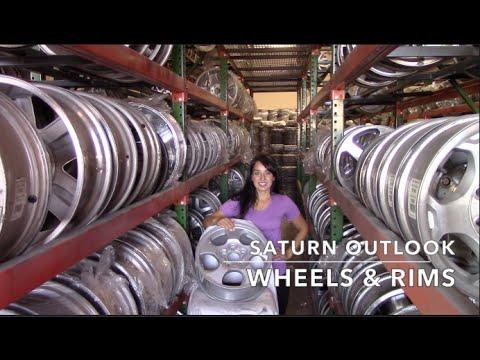 Factory Original Saturn Outlook Rims & OEM Saturn Outlook Wheels – OriginalWheel.com