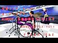【#叩いてみた】仮面ライダーセイバーオープニング「ALMIGHTY~仮面の約束 feat 川上洋平」東京スカパラダイスオーケストラ【#MMD】【#ドラム】#drumcover