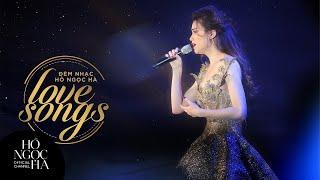 Liên Khúc: Tội Lỗi | Xóa Ký Ức - Hồ Ngọc Hà | Đêm Nhạc Love Songs (Official)