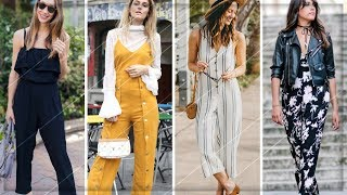THE BEST STYLISH JUMPSUITS FOR WOMEN   ELEGANT JUMPSUITS FOR GIRLS