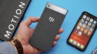 The new Battery King! Blackberry Motion Review