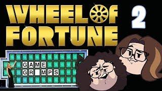 Wheel of Fortune: Broke Arin - PART 2 - Game Grumps VS