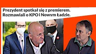 Z.Kękuś PPP 314 P. Rybak a ręka, która WSPOMAGAŁA. NOWY ŁAD a bańki spekulacyjne. Protest 12.05.2021