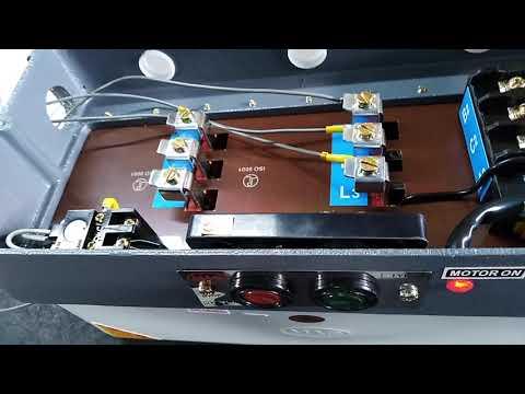 Oil Immersed Star Delta Semi Automatic Starters