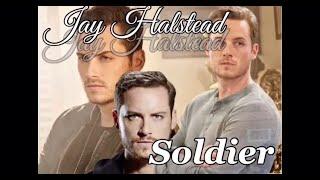 Jay Halstead - Solider