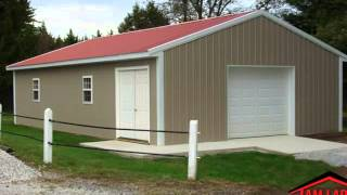 Pole building testimonials, pole barns built in PA and MD