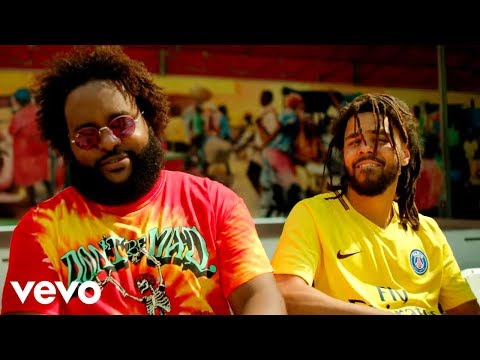 Bas Tribe With Jcole