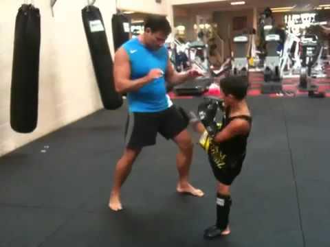 Jerry training fpa Joop kasteel