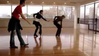 NOWADAYS  CHICAGO THE MUSICAL. Ensayos Temporada 2010