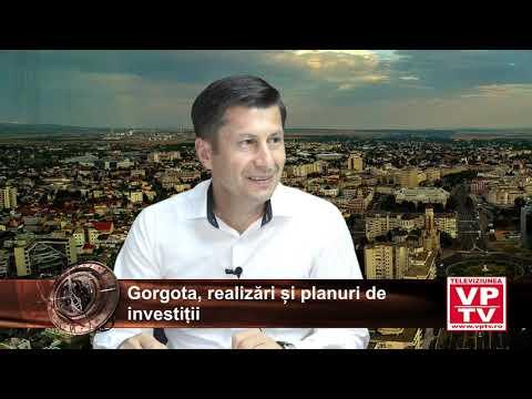 Gorgota, realizări și planuri de investiții
