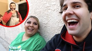 MEETING HER BOYFRIEND FOR THE FIRST TIME!! BLOOPERS!!