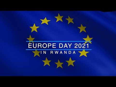 Europe Day 2021 in Rwanda
