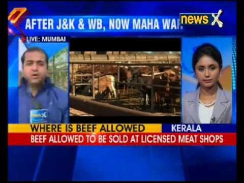 Beef Ban: HC asks Maharashtra government to decide on lifting of ban