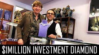 MY $1MILLION DIAMOND INVESTMENT