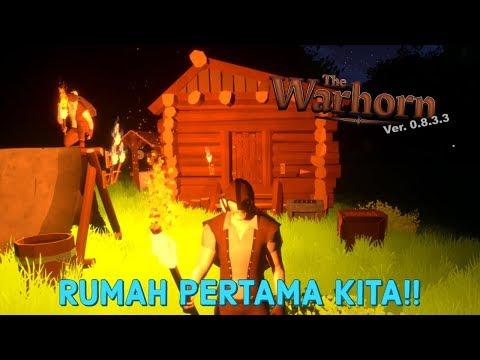 MELAWAN BOSS dan Membangun Peradaban KACUNG GAMING!! #2   THE WARHORN INDONESIA
