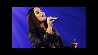 Demi Lovato   'Tell Me You Love Me Tour' FANTASTIC Vocals In Oslo! (June 1st 2018)
