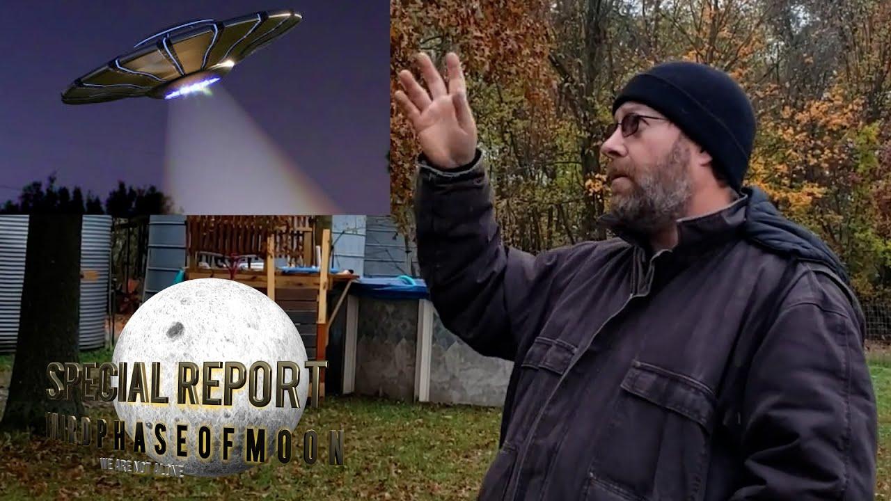 WE GOT IT! VERY Close UFO Encounter Over Ohio! 2020