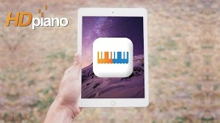Where is The HDpiano Mobile App?