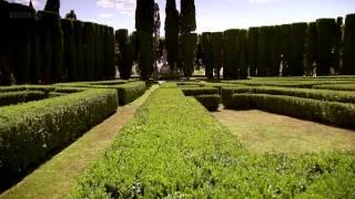 Italienischer Gartern Villa La Foce