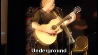 Michael Bradley en Argentina - Underground