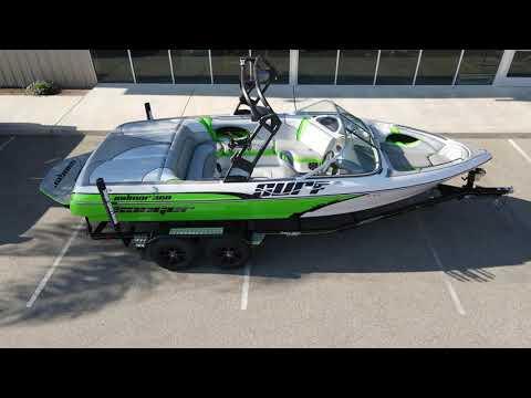 2021 Sanger Boats V 215 SX in Madera, California - Video 1
