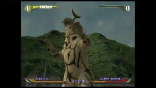 Ultraman Fighting Evolution Rebirth Video Game 123vid