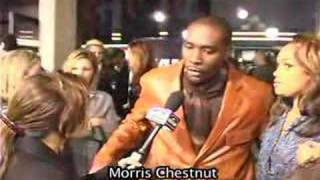 Morris Chestnut - Spiritual Side Of Hollywood