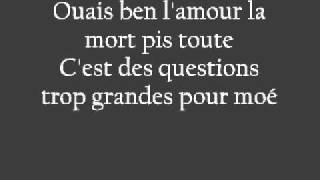 Le Répondeur Les Colocs+paroles(lyrics)