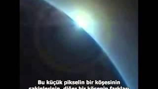 Soluk Mavi Nokta - Carl Sagan'ın Konuşması