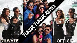 Tukur Tukur Remix - Dilwale | Shah Rukh Khan| Kajol | Varun