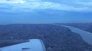 preview picture of video 'Bénin : La descente en avion sur Cotonou'
