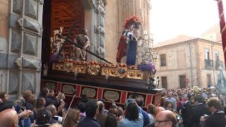 preview picture of video 'Semana Santa Salamanca 2015: Jesús Despojado'