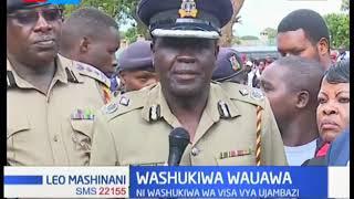 Washukiwa wanne wa visa vya ujambazi wauawa Eldoret