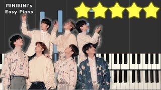 GOT7 (갓세븐) - Miracle 《MINIBINI EASY PIANO ♪》