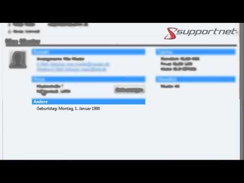 Thunderbird Kontakte auf Android Smartphone synchronisieren